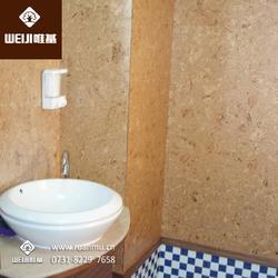 唯基软木墙板卫生间软木墙板葡萄牙原装进口图片