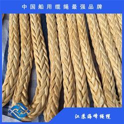 八股丙纶缆绳  工厂图片