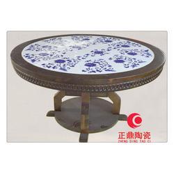 瓷片画定制,陶瓷火锅桌面画定制图片