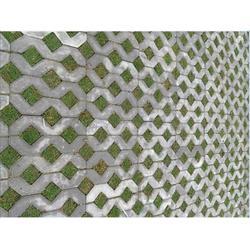 水泥植草砖厂家-宁德水泥植草砖-广州弘通图片