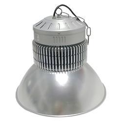 现货LED宽边工矿灯 100w车间厂房吊灯 体育场馆照明图片