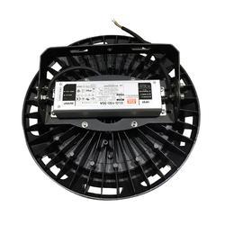 供应LED飞碟灯 100w150w200w240wUFO工矿灯 方形明纬电源 带支架 加油站吊灯图片