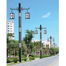 湛江5米三头庭院灯哪家好-七度照明-源头生产厂家品质保障图片