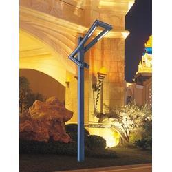 七度照明源头生产厂家-中山广场现代庭院灯价图片