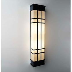 中式长条墙壁灯生产商、[七度照明]厂家直销性价比高图片