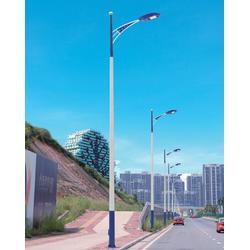 潮州6米路灯杆-七度源头生产厂家-6米路灯杆厂家图片