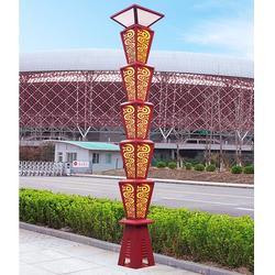 清远广场3.5米景观灯哪个好-七度照明源头生产厂家价格