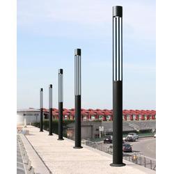 铝型材庭院灯-惠州铝型材庭院灯-七度来图定制生产图片