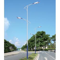 佛山厂区双臂路灯杆-七度工程品质-厂区双臂路灯杆图片
