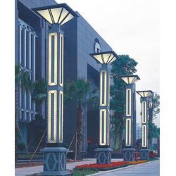 LED方柱景观灯厂商-云浮方柱景观灯-七度厂家直销图片