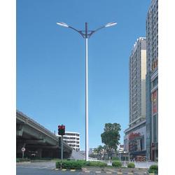 湛江led路灯灯杆-七度照明定制生产-led路灯灯杆图片