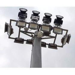 江门户外球场高杆灯-七度非标定制-户外球场高杆灯报价图片