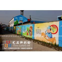 无锡墙体画-苏州艺品轩彩绘图片