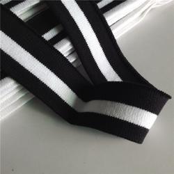 腈纶1X1罗纹袖口-银美纺织制品图片