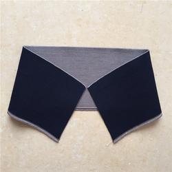 扁机领加工-银美纺织制品(在线咨询)扁机领图片