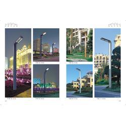 庭院灯户外led路灯小区公园太阳能庭院灯花园灯图片