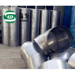 铁皮焊接风管质量可靠,低,规格可以订制图片
