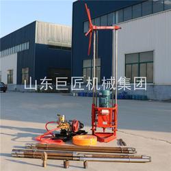 巨匠便携式岩心钻机QZ-2B型汽油机轻便取样钻机图片