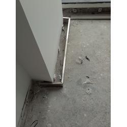 8公分304材质不锈钢踢脚线厂家直销图片