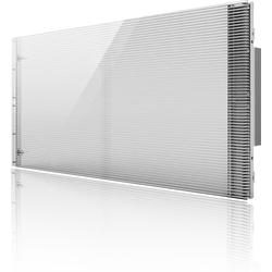 透明屏,橱窗屏,幕墙屏,格栅屏,玻璃屏,全彩屏,LED屏,显示屏图片