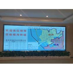 福海街道办P1.875小间距LED显示屏案例厂家,参数,效果图片