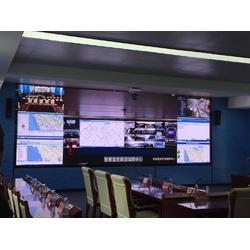 西乡指挥中心P1.667小间距LED显示屏案例厂家,参数,效果图片