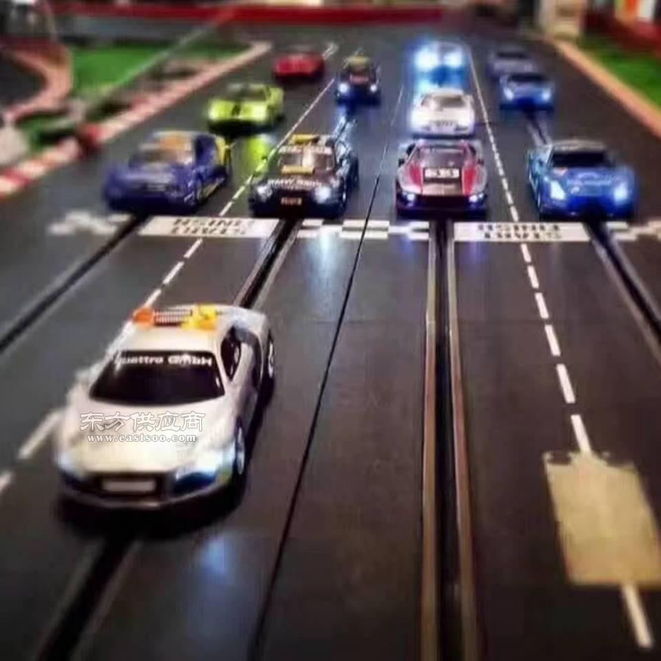 轨道赛车和路轨赛车是同一游乐项目吗,有什么区别?图片