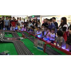 飞时代儿童轨道赛车 游乐场商场受小孩子喜爱的游乐项目图片
