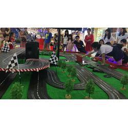游乐园场所商场标配-飞时代儿童轨道赛车图片