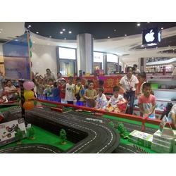 为什么飞时代儿童轨道赛车是创业者容易成功的项目图片