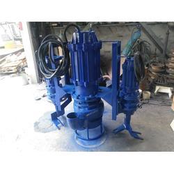 NSQ潜水抽沙泵销售,NSQ潜水抽沙泵,双吸泵安装图片