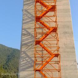 建筑施工安全爬梯a国家认证产品a安全可靠图片