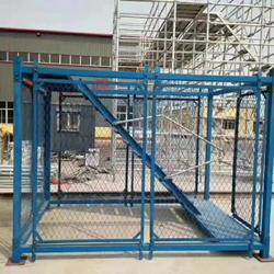 基坑梯笼a通达生产厂家供应a组合式梯笼图片