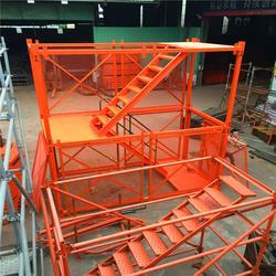 供应安全爬梯高镦爬梯恒鑫安全爬梯图片