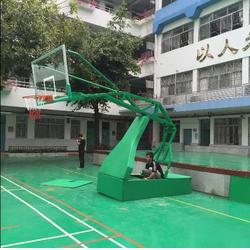 雄奥体育(图)、篮球架、乐昌市篮球架