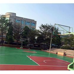 标准篮球场尺寸,雄奥体育(在线咨询),湖口镇篮球场图片
