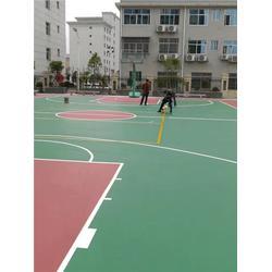 篮球场地标准尺寸|雄奥体育|乳源瑶族自治县篮球场图片