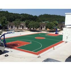 雄奥体育(图)、篮球场尺寸、界址镇篮球场图片
