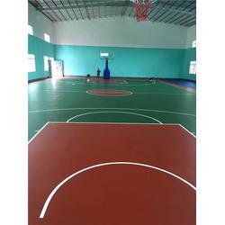 浈江区篮球场-雄奥体育-标准篮球场图片