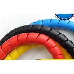 8mm 胶管保护套水箱水管保护套优质洗车行螺旋保护套图片