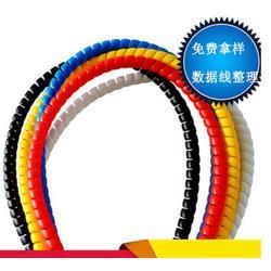电动车摩托车刹车线保护套 螺旋保护套塑料线缆图片
