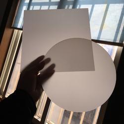 LED灯箱散光片灯箱扩散板厂家图片