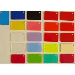 PS板各种颜色板PS板材加工有机玻璃PS板图片