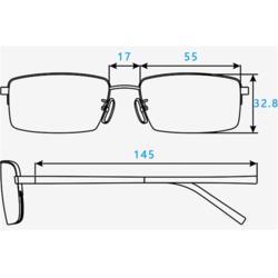 济南钛架眼镜,玉山眼镜,钛架眼镜加工工艺图片