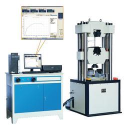 高锰钢拉伸强度试验机-304不锈钢强度测试设备图片