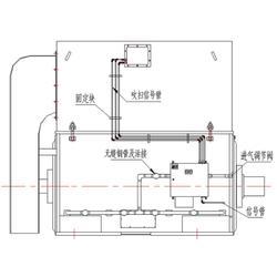 增安型电机吹扫装置-佳电电机(在线咨询)-电机吹扫图片