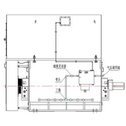 增安型电机吹扫 电机吹扫 天津佳电电机成套技术