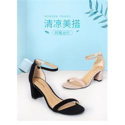 高跟凉鞋、深圳凉鞋、科可商贸图片