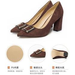 高跟鞋品牌-坪山新區高跟鞋-科可商貿(查看)圖片
