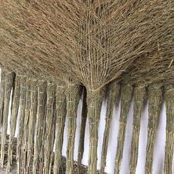 厂家现货笤帚 毛扫把 竹扫把 工地清洁专用 量大从优图片